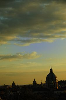 Free Roman Churches Stock Photography - 5363512