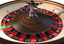 Free Roulette Wheel Stock Images - 5363804