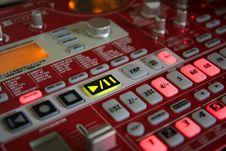 Free Drum Machine Stock Images - 5365154