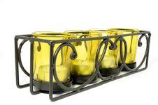 Free Candleholder Stock Image - 5366721