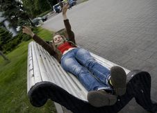 Free Bench Stock Photography - 5366722