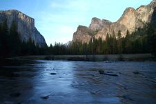 Free Yosemite National Park Royalty Free Stock Photo - 5366725