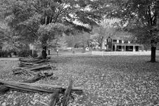 Free Historic Millbrook Village Royalty Free Stock Photo - 5368665