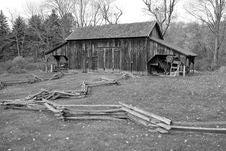 Free Historic Millbrook Village Stock Photography - 5368672