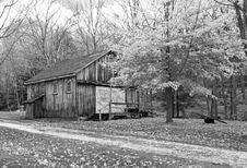 Free Historic Millbrook Village Royalty Free Stock Photo - 5368685