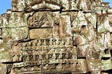 Free Cambodia, Angkor: The Preah Khan Royalty Free Stock Photos - 5368718