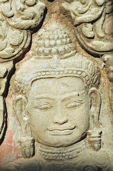 Cambodia, Angkor: The Preah Khan Stock Image