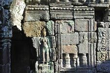 Free Cambodia, Angkor: The Preah Khan Royalty Free Stock Photo - 5368755