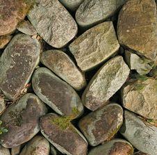 Free Paving Rock Pattern Royalty Free Stock Photos - 5368758
