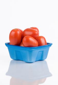 Free Isolated Tomatoes Stock Image - 5368811