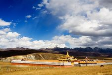 Free Tibet Temple Stock Photos - 5369163