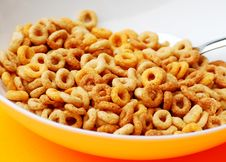Free Breakfast Cereal Royalty Free Stock Photos - 5369228