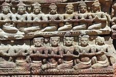 Free Cambodia Angkor Ta Som Temple Stock Images - 5369254