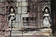 Free Cambodia Angkor Ta Som Temple Royalty Free Stock Photography - 5369267