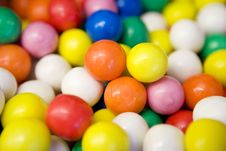 Free Multi-colored Sweets Royalty Free Stock Photos - 5369678