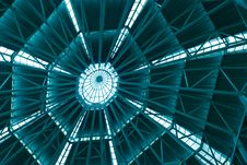 Free Mall Ceiling Stock Photo - 5369900