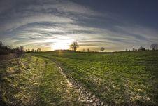 Free Sunset Stock Image - 53668351