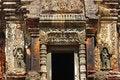 Free Cambodia Angkor Preah Ko Temple Entrance Royalty Free Stock Photography - 5377737