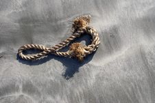 Free Rope Royalty Free Stock Images - 5370079