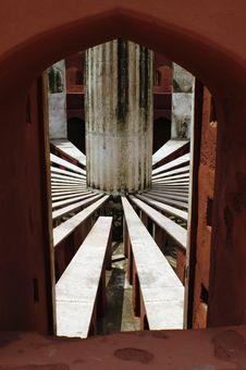 Free Jantar Mantar Royalty Free Stock Photography - 5370737