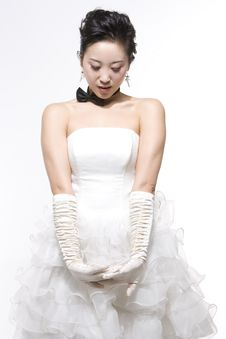 Free Chinese Bride Stock Photos - 5371703