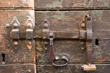 Free Hasp Royalty Free Stock Images - 5371739