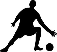 Free Soccer Player Stock Images - 5372444