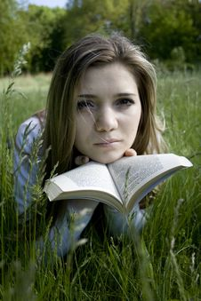 Free Reading Stock Image - 5372531