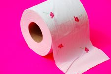 Free Toilet Tissue Stock Photo - 5372800