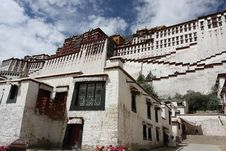 Free Potala Temple Stock Photography - 5373112