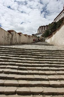 Free Potala Temple Stock Photos - 5373263