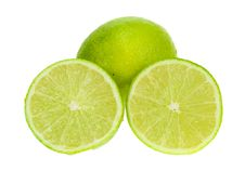 Free Fresh Lime Royalty Free Stock Images - 5373389