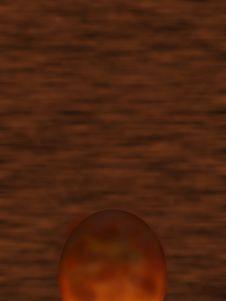 Free Orange Planet Royalty Free Stock Image - 5373476