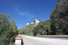 Free Potala  Temple Royalty Free Stock Photography - 5373477