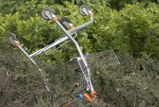 Free Shopping Cart Stock Photos - 5373693