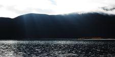 Free Beautiful Lake In Sunshine Stock Photos - 5373933