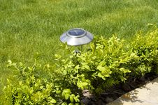 Free Garden Lantern Stock Photography - 5373952