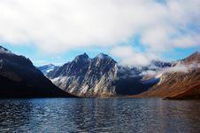 Free Beautiful Lake And Mountain Stock Image - 5374021