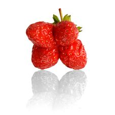 Free Funny Strawberry Stock Images - 5374434