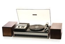 Free Old Record-player Stock Photos - 5374503