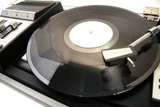 Free Retro Record Player Stock Photos - 5374583