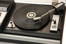 Free Old Record-player Stock Images - 5374594