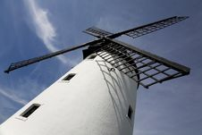 Free Windmill Royalty Free Stock Photography - 5375227