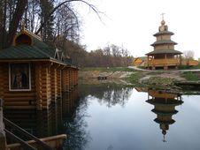 Free Wooden Orthodox Church Stock Photos - 5375933