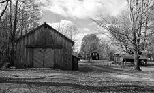 Free Historic Millbrook Village Stock Image - 5376171