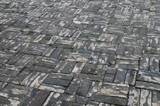 Free Caesious Brick Ground Stock Images - 5376694