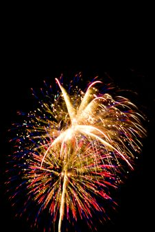 Free Firework Stock Photography - 5377082