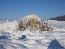 Free The Baikal Lake Stock Image - 5377781