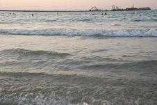 Free Sea Waves Stock Photography - 5378062