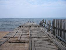 Free The Baikal Lake Royalty Free Stock Photo - 5378235